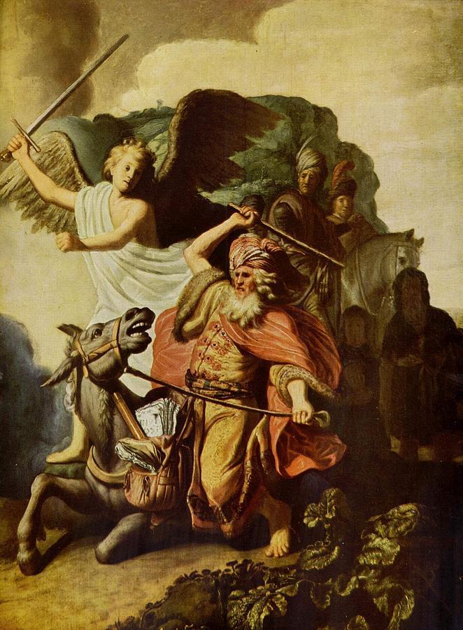 Balaam abd his ass - Other