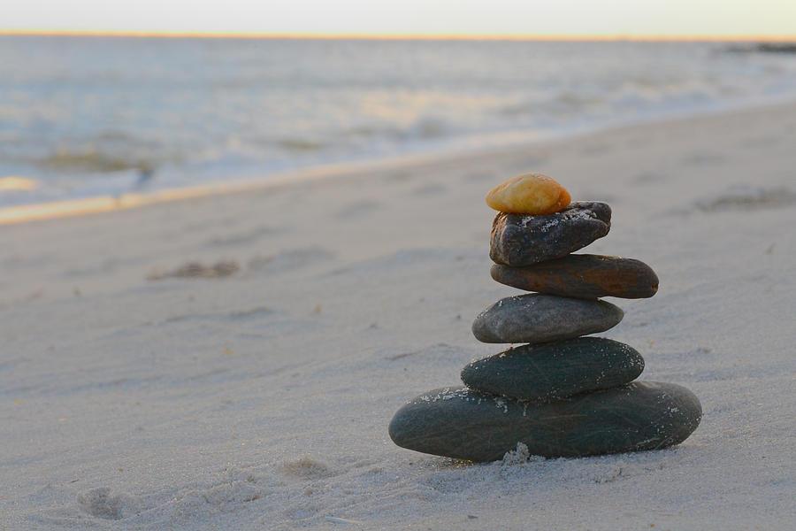 Balance Photograph - Balance by Beth Sawickie
