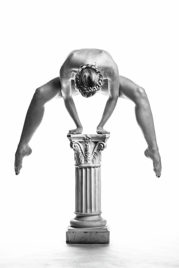 Balance Photograph - Balance Or Power by Maarten Scholtheis