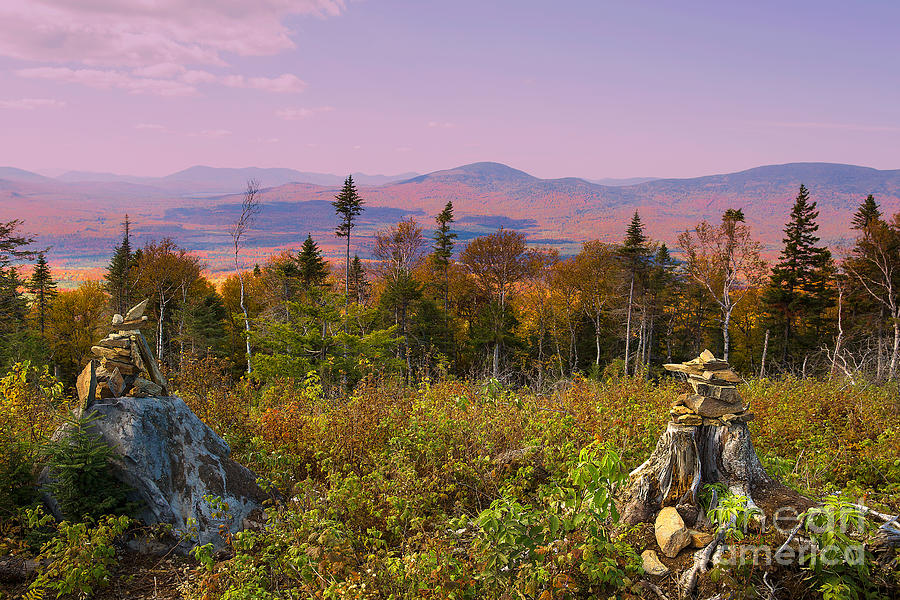 Balanced Living in Maine by Brenda Giasson