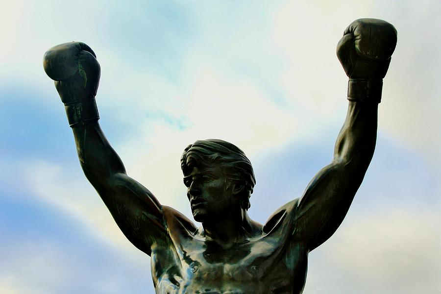 Rocky Photograph - Balboa by Benjamin Yeager