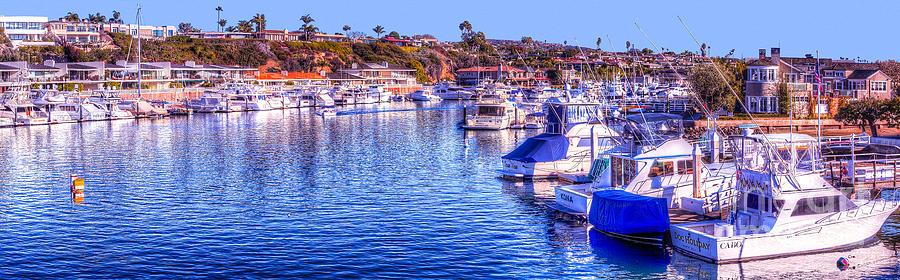 Balboa Photograph - Balboa Island - South by Jim Carrell
