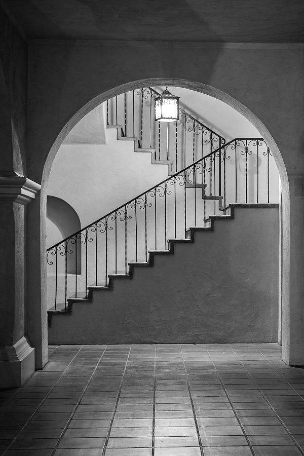 Balboa Park Stairs by Dusty Wynne