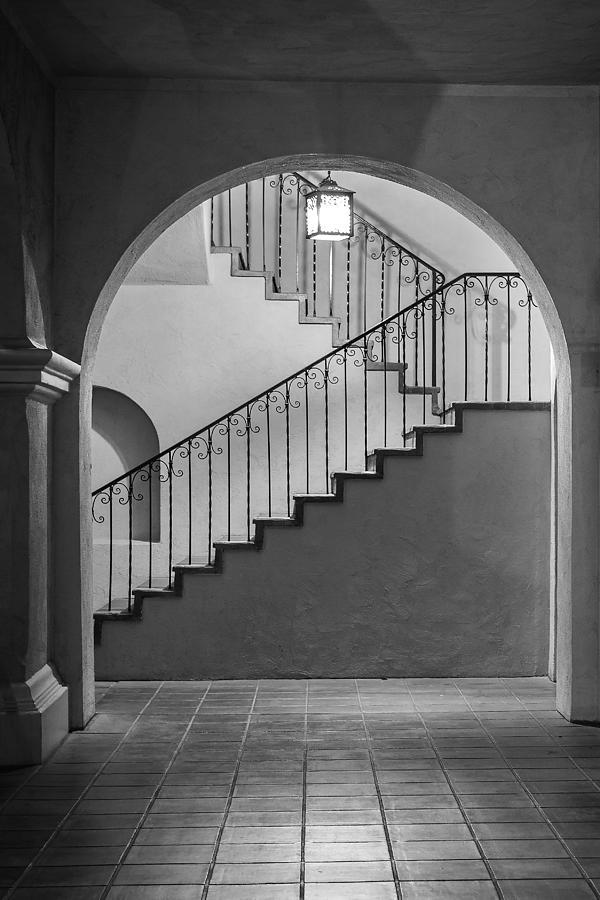 Balboa Park Stairs by Dusty Wynne