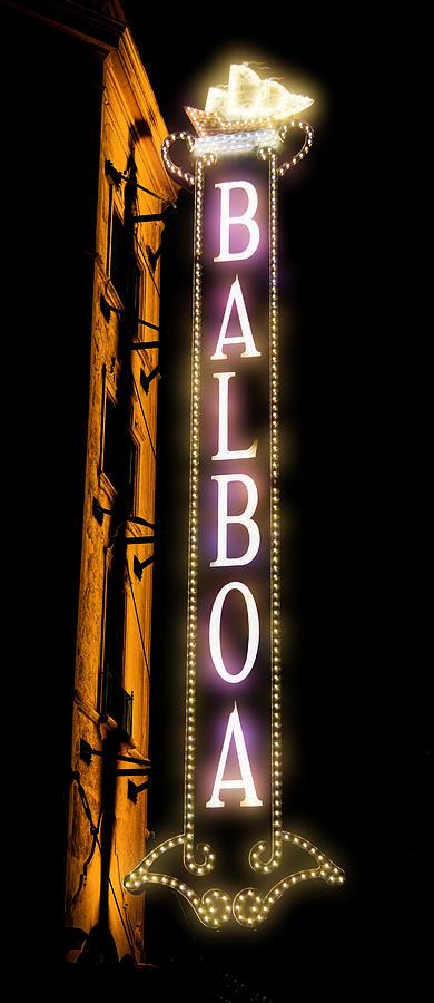 Balboa Photograph - Balboa Theater by Stephen Stookey