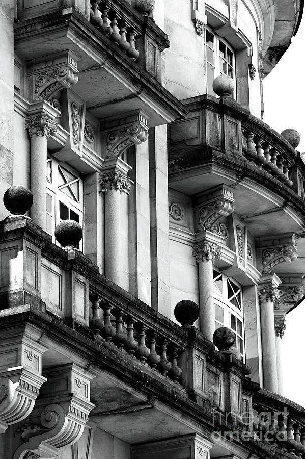Photographer Photograph - Balconies In Bogota by John Rizzuto