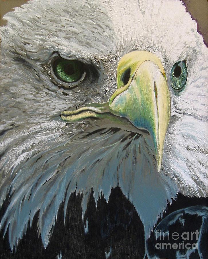 SOLD Bald Eagle by Nancy  Parsons