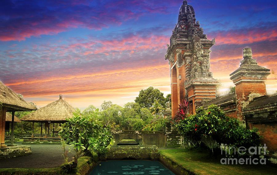 Landscape Photograph - Bali 2 by Ben Yassa