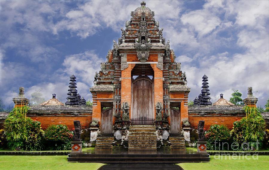 Bali Photograph - Bali by Ben Yassa