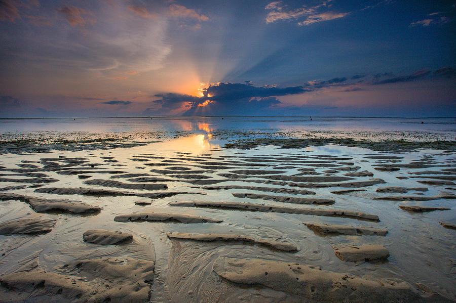 Bali Photograph - Bali Sunrise by Robert  Aycock