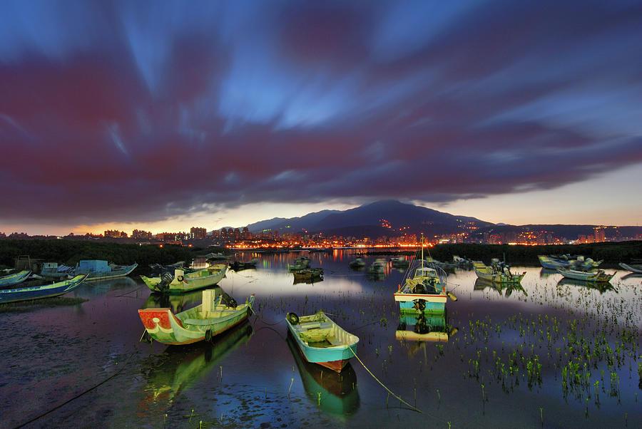 Bali Township, Taipei County Dug Sub Photograph by Hung Chei