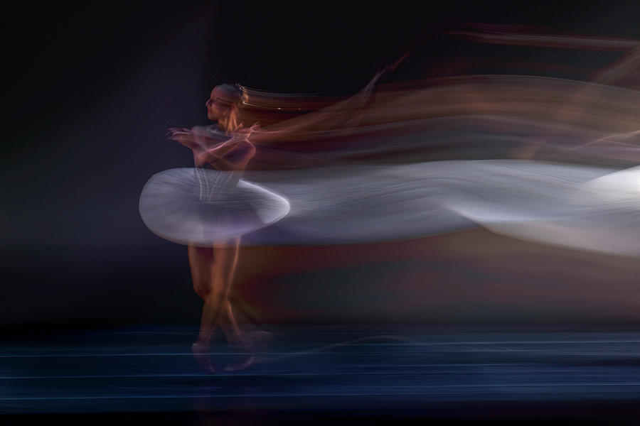 Dance Photograph - Ballerina by Libby Zhang
