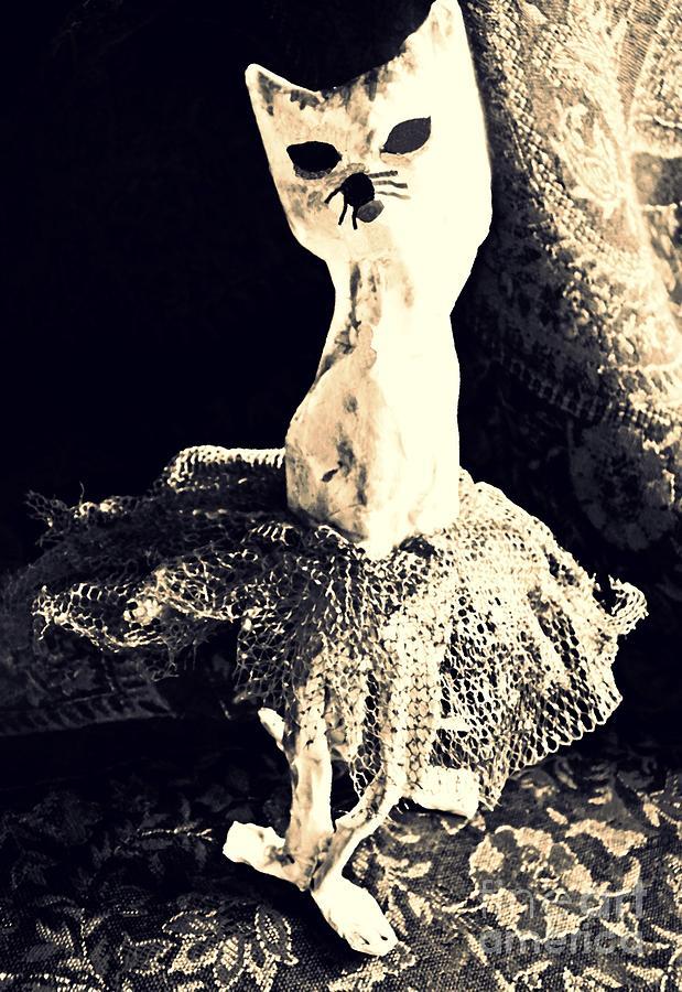 Ballerina Digital Art - Ballerina by Sarah Loft