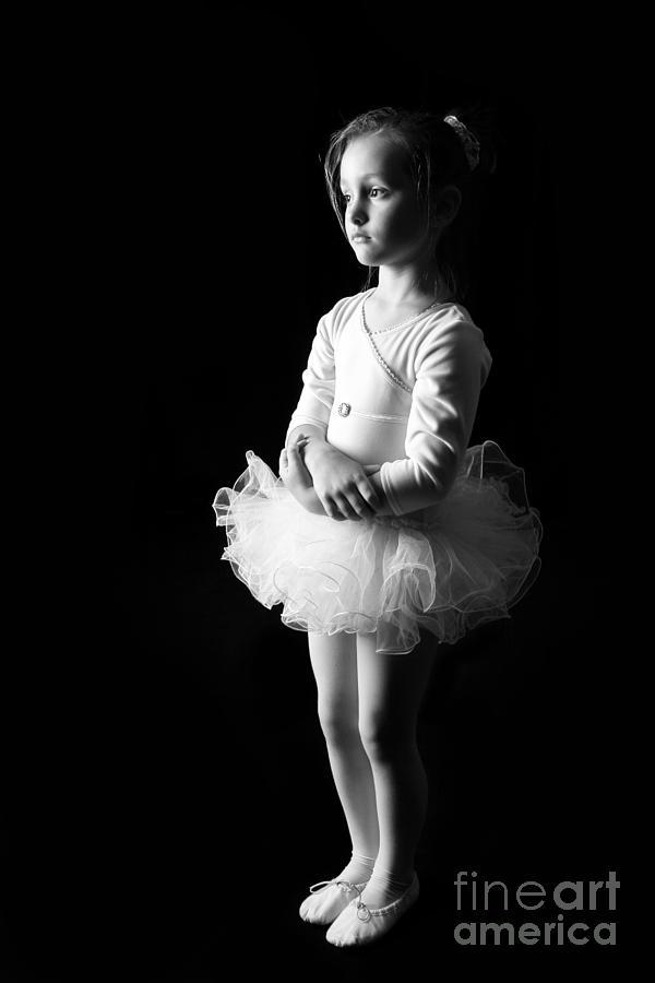 Adorable Photograph - Ballerina by Suzi Nelson
