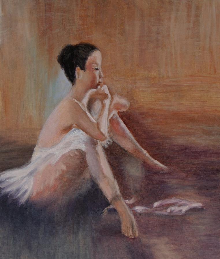 Ballerina2 Painting
