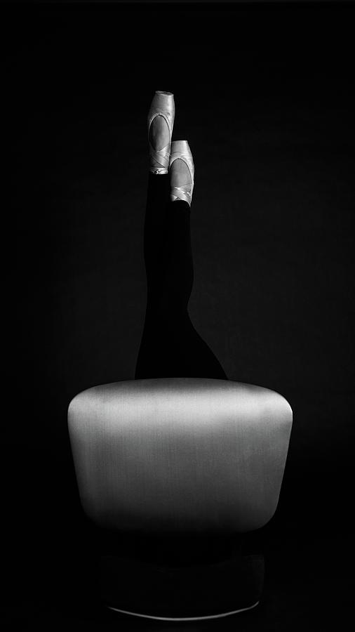 Legs Photograph - Ballet by Bettina Tautzenberger