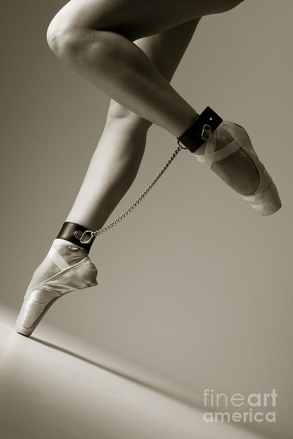 Bondage ballet pics