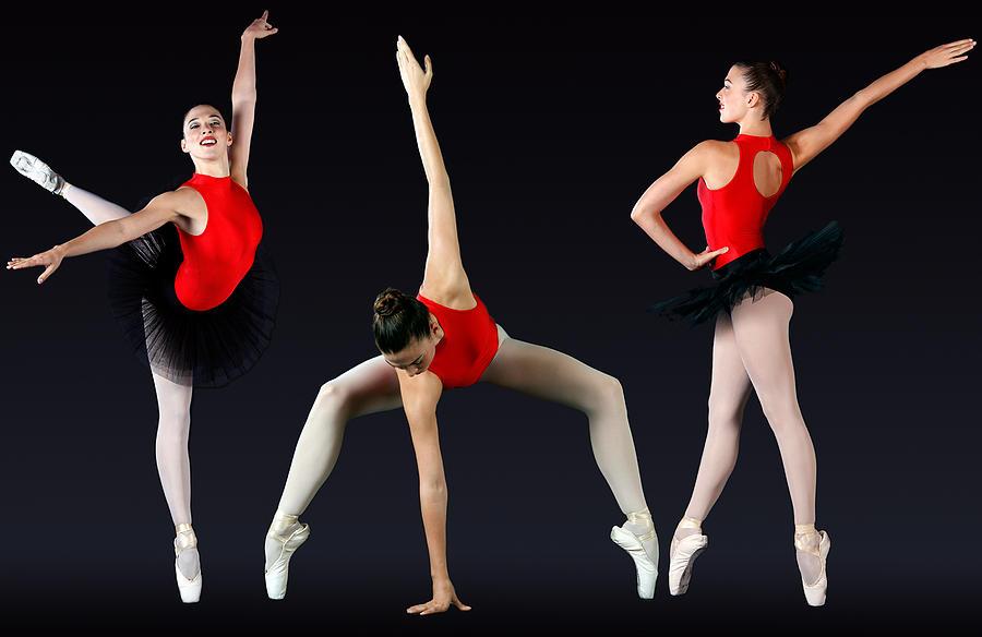 Ballet Photograph - Ballet Dancer by Stephen Norris