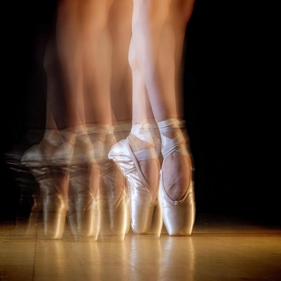 Performance Photograph - Ballet by Howard Ashton-jones