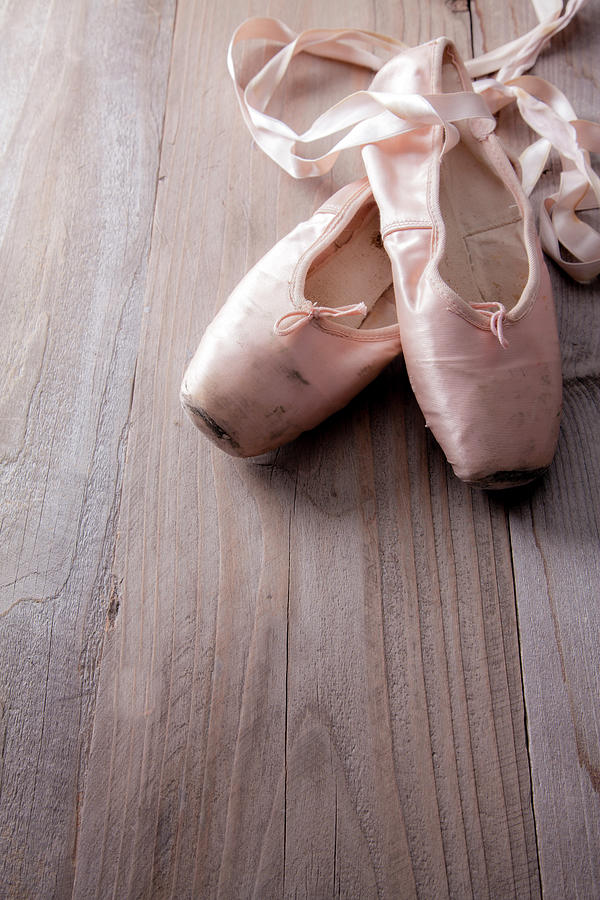 Ballet Slippers Photograph by Bill Oxford