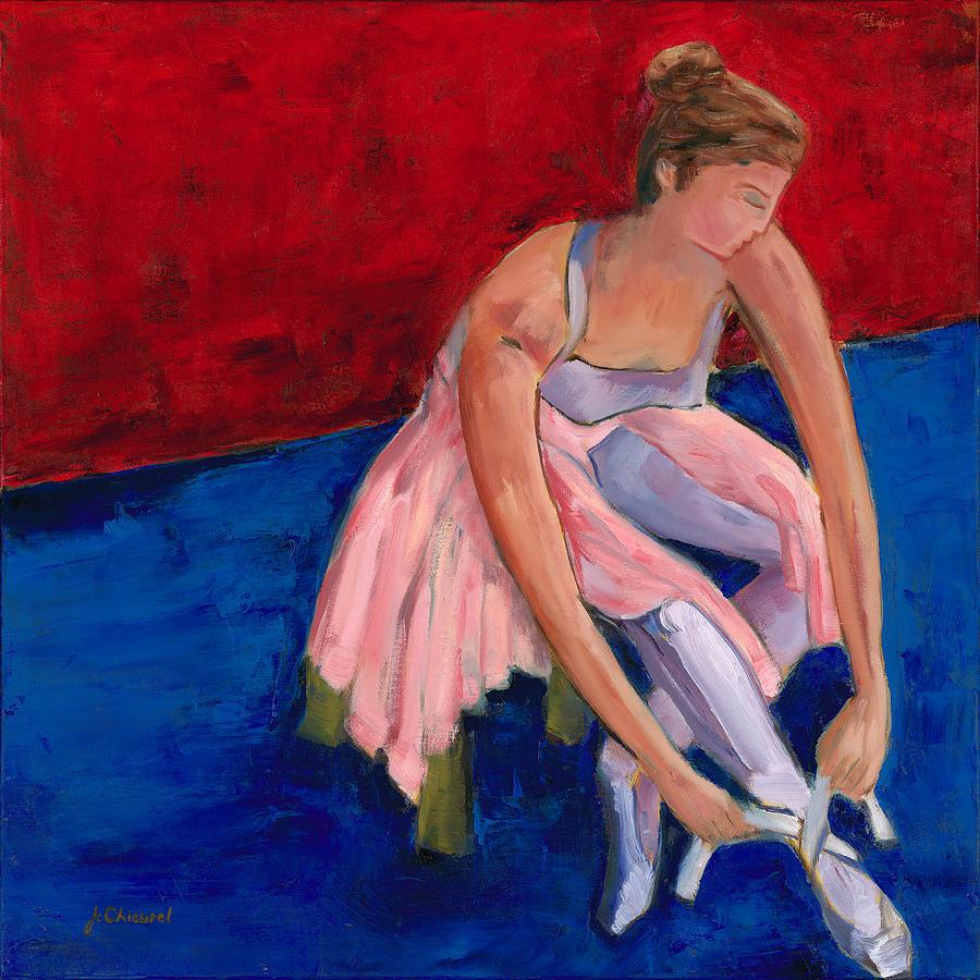 Ballet Slippers by Joe Chicurel