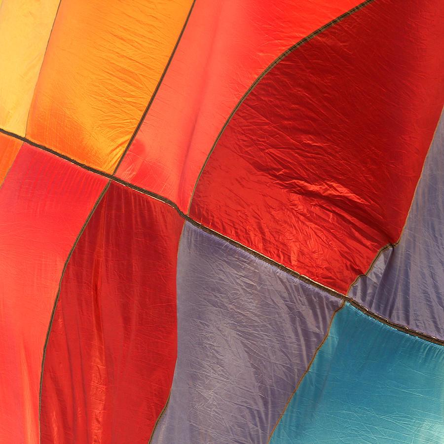 Balloon Photograph - Balloon Colors by Art Block Collections