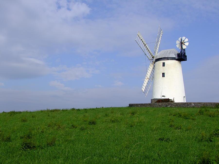 Ballycopeland Windmill by Nigel Cameron
