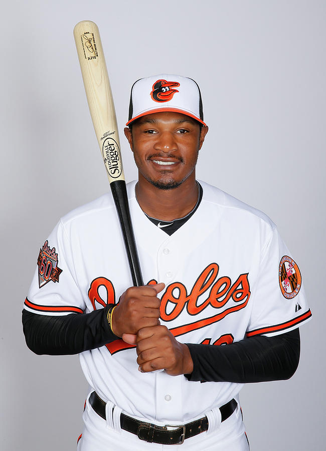 Baltimore Orioles Photo Day Photograph by Kevin C. Cox