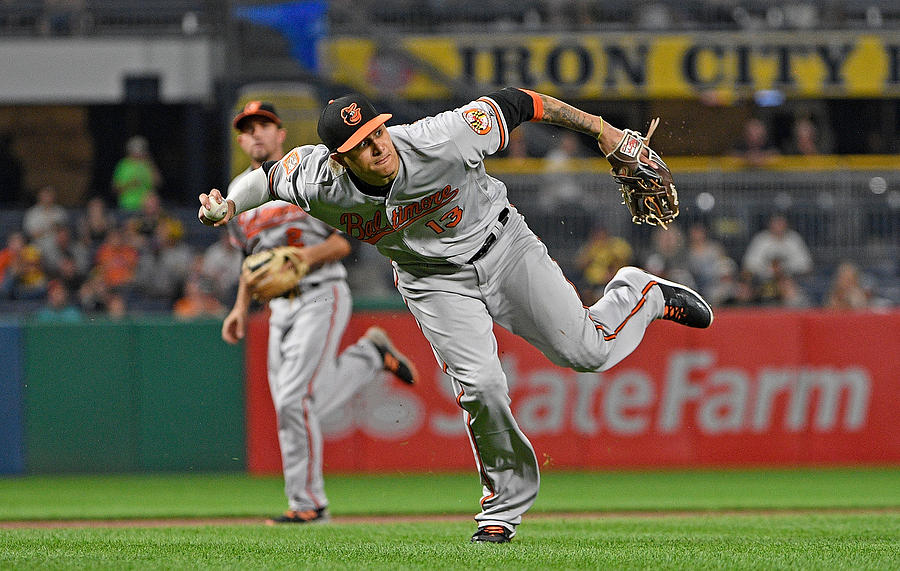Baltimore Orioles V Pittsburgh Pirates Photograph by Justin Berl