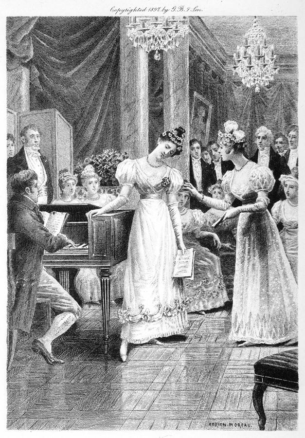 1897 Photograph - Balzac: A Woman Of Thirty by Granger