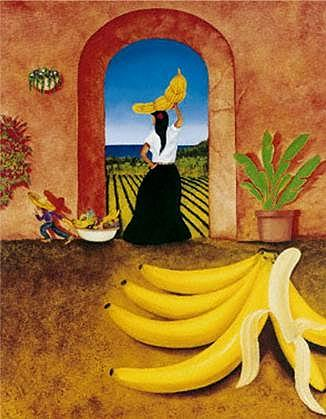 Banana Bandit by William T Templeton