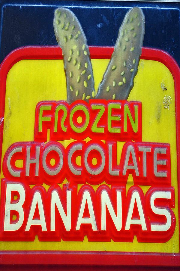 Fair Photograph - Bananas by Skip Willits