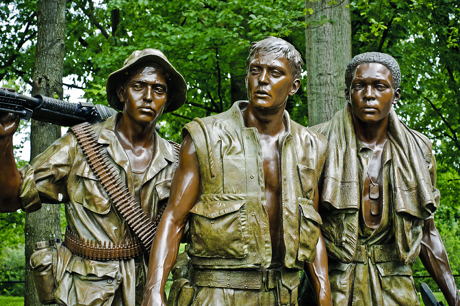 War Memorial Photograph - Band Of Brothers by Christi Kraft