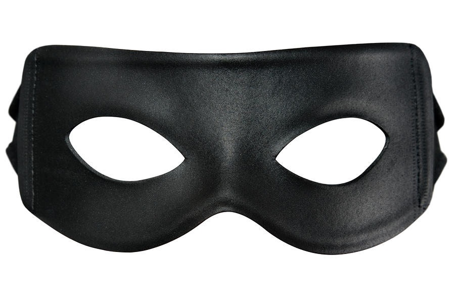 Bandit Mask Photograph by RoyalFive