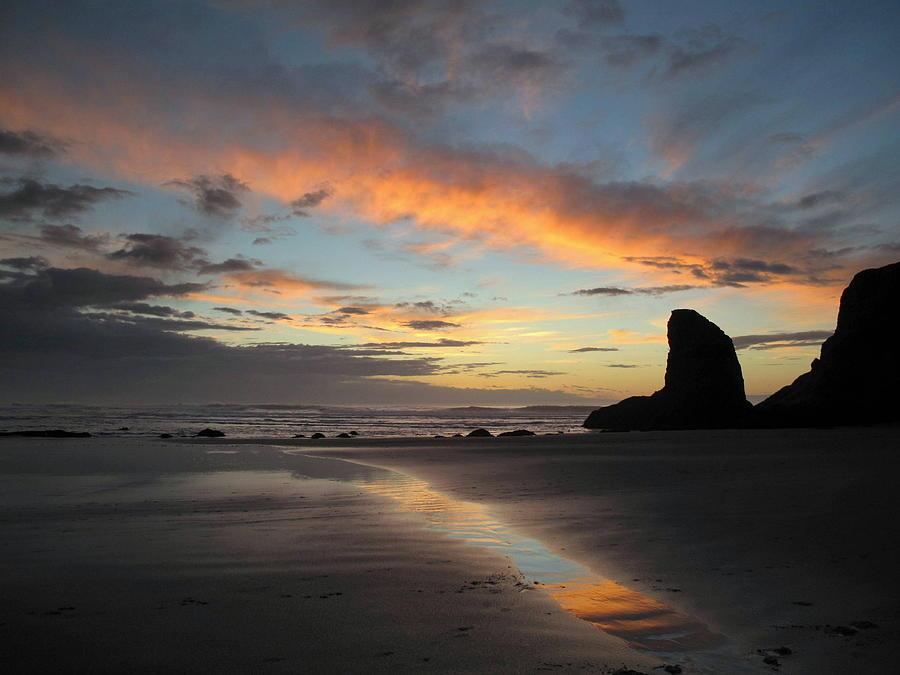Bandon Beach Photograph - Bandon Beach Beauty by Suzy Piatt