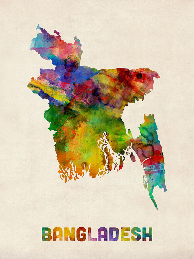 desh Watercolor Map on map china, map graphics, map drawings, map history, map clothing, map curtains, map food, map fabric, map cartoons, map books, map projects, map puzzle, map wallpaper, map postcards, map dishes, map services, map accessories, map design, map home decor, map social work,