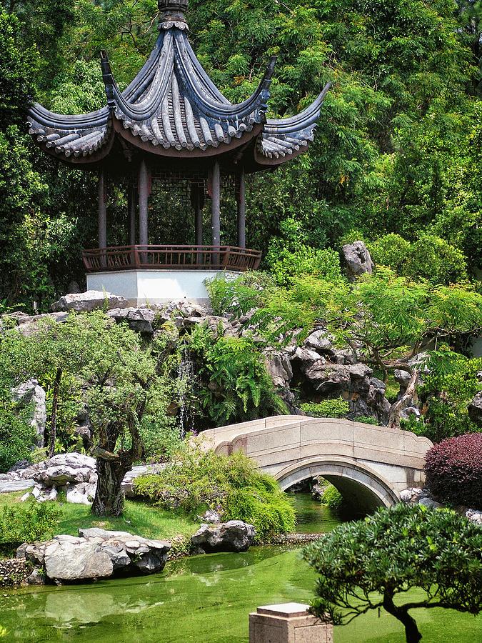 Bansi Garden Photograph by John Swartz
