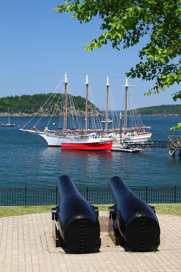 Acadia Photograph - Bar Harbor by Acadia Photography