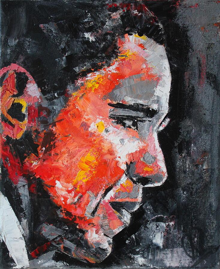 Barack Obama Painting - Barack Obama by Richard Day