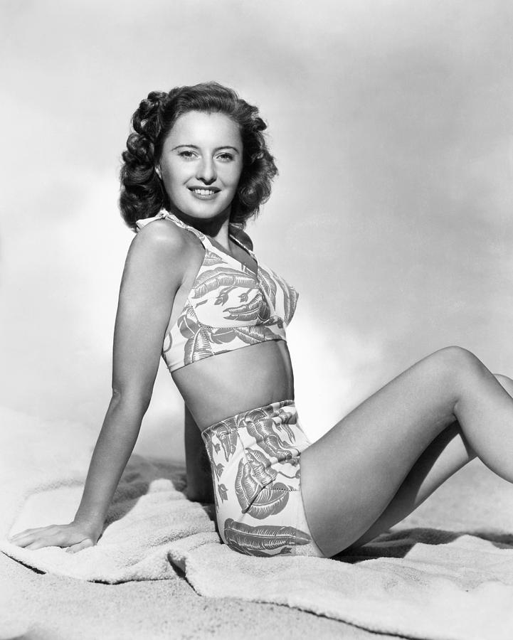 20th Century Photograph - Barbara Stanwyck by Granger