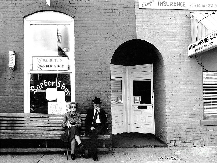 Barber Photograph - Barber Shop Watertown Tennessee by   Joe Beasley