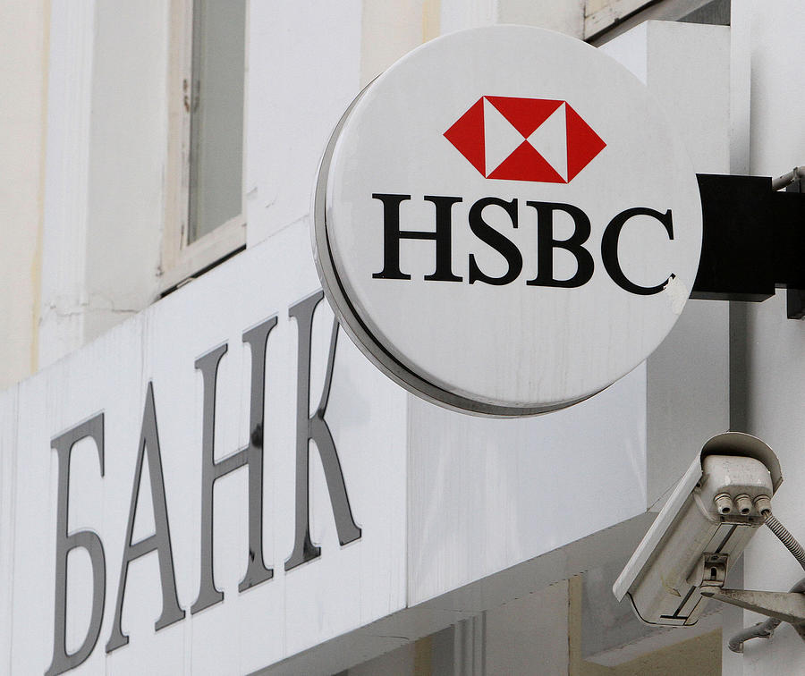 Barclays, Santander, Hsbc Closing Branches In Russia Photograph by Bloomberg