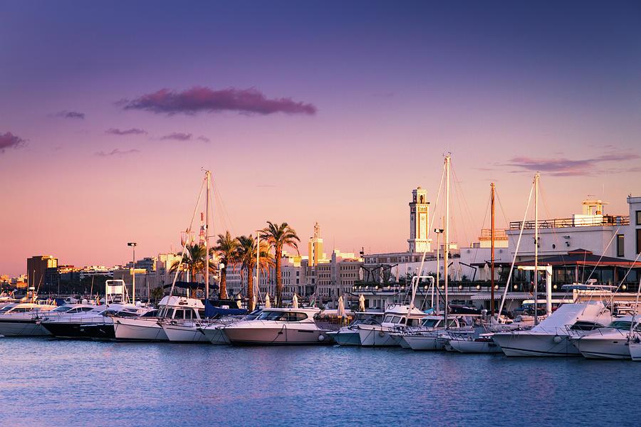 Bari, Italy Photograph by Marko Cvejic