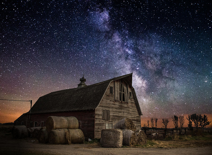 Barn Photograph - Barn IV by Aaron J Groen