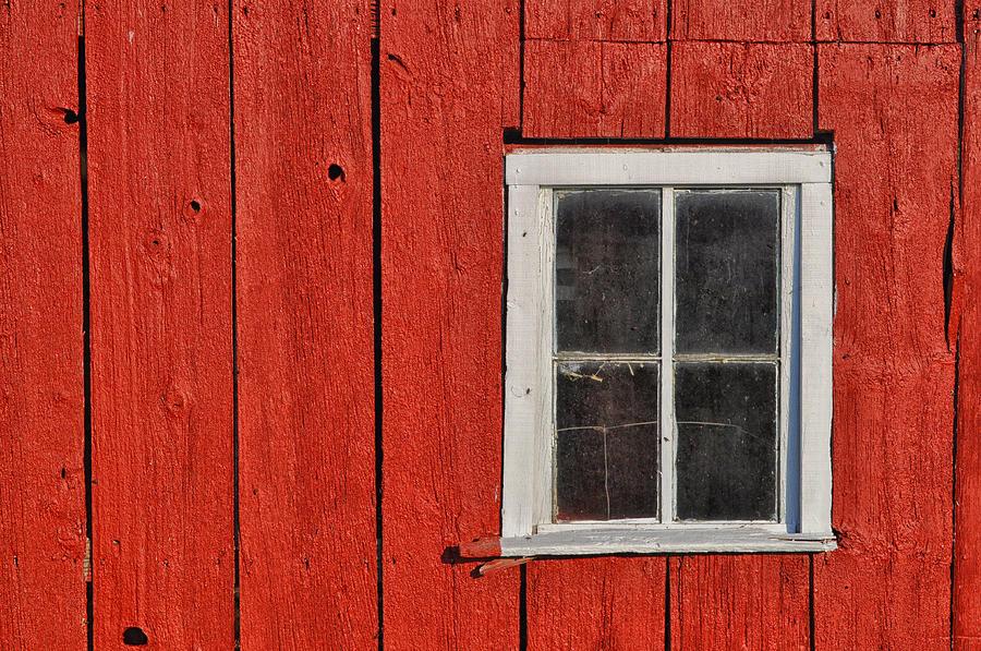 barn window photograph by dennis jamesbarn window