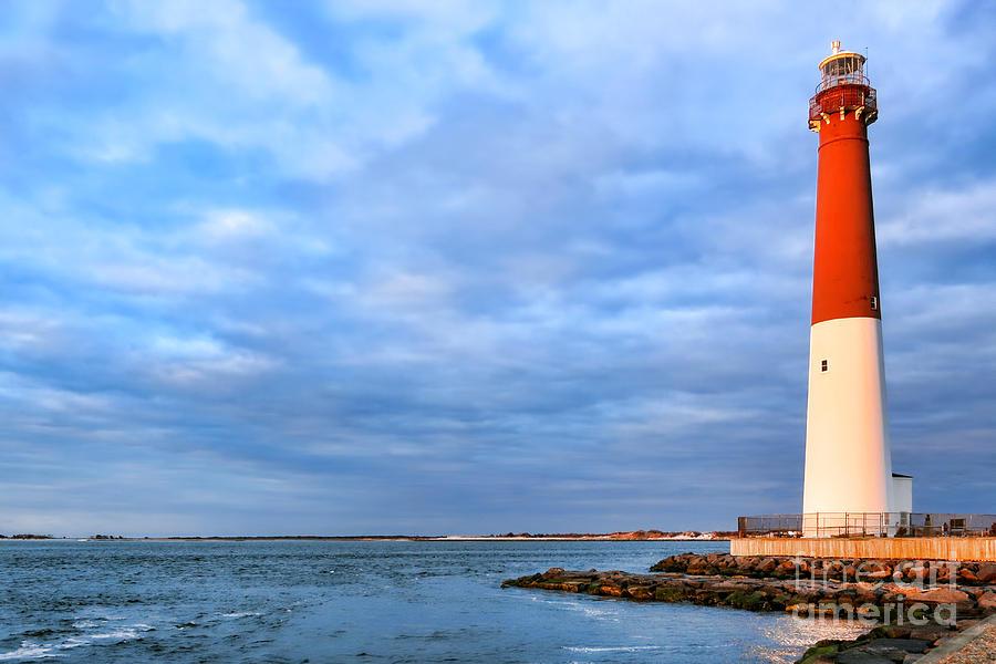 Barnegat Photograph - Barnegat Lighthouse by Olivier Le Queinec