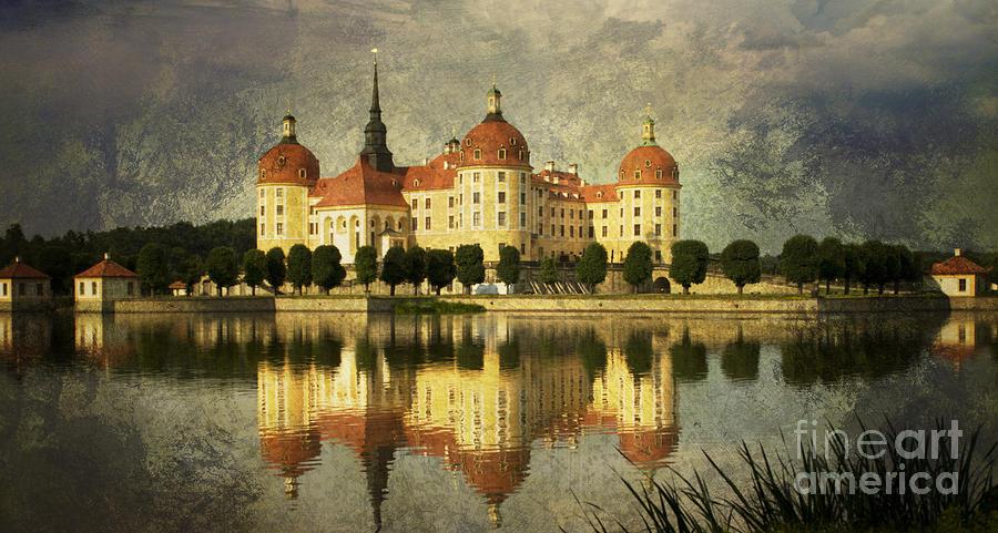 Castle Photograph - Baroque Daydream by Heiko Koehrer-Wagner