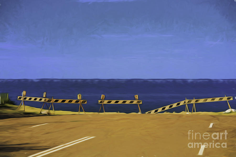Barriers Photograph - Barriers by Sheila Smart Fine Art Photography