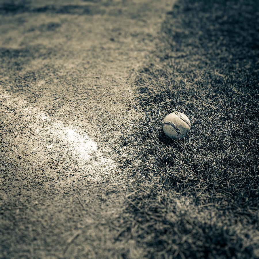 Baseball Field 1 Photograph