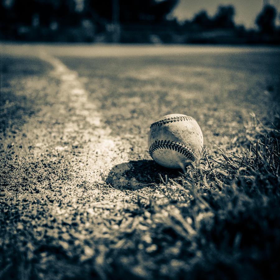 Baseball Field 2 Photograph